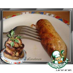 Немецкие колбаски-карри и соус карри