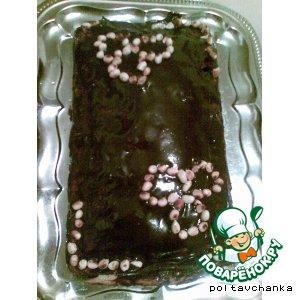 Простенький тортик