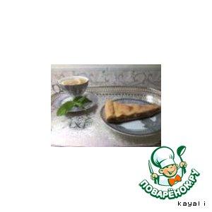 Пирог с капустой или мясом