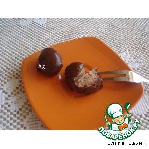 Шоколадные сырки