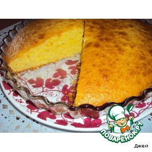 Пирог-кекс