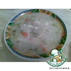 Овощной супик