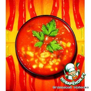 "Танзанийский суп ""Миссис Мпатва"""