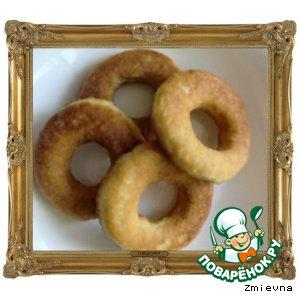 """Необычные """"пончики"""""""