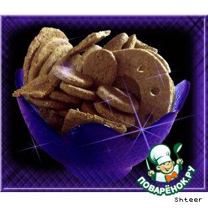 Ячменное печенье