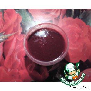 Кетчуп вишневый