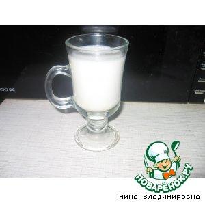 Напиток из молока, похожий на кумыс