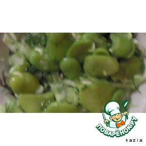 Зелeный салат