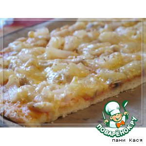 Пицца-тропикана