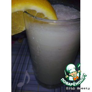 "Коктейль ""Бразильский апельсин"""