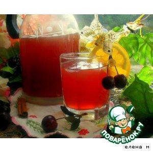 """Холодный фруктовый чай """"Альтернатива"""""""