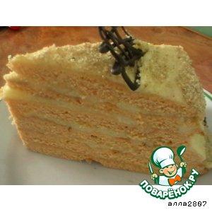 "Торт ""Розовый томат"""