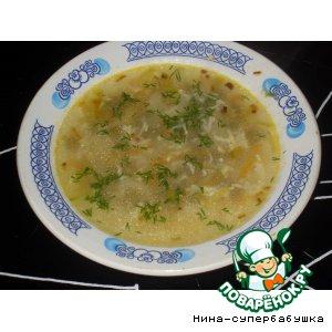 "Суп ""Снежок"""