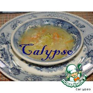 Суп-жюльен