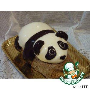 """Торт """"Панда"""""""