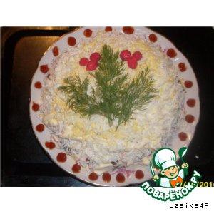 """Салат """"Вечерок"""""""