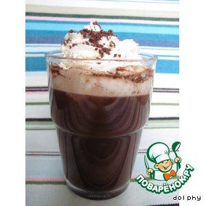 Горячий мокко-шоколад