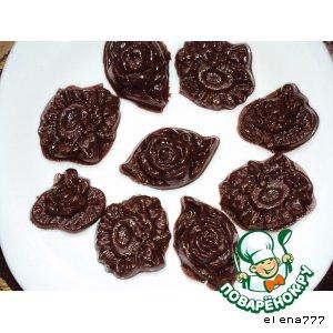 """Шоколадные конфеты """"Кофе со сливками"""""""