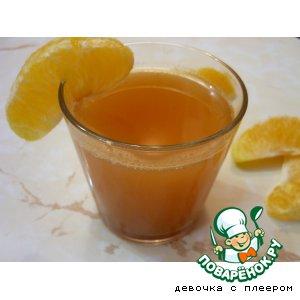 Напиток пряный грейпфрутовый