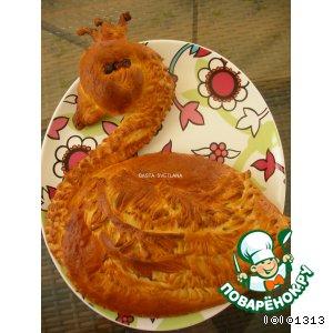 Фигурные пироги-2