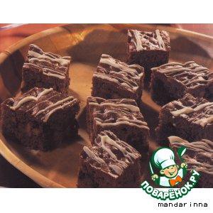 """Пирог """"Шоколадное настроение"""""""