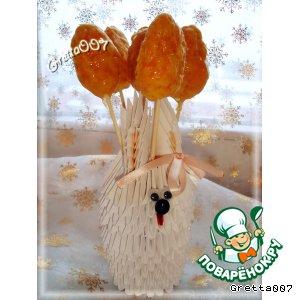 Кукурузные морковки
