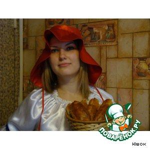 Пирожки с начинкой от Красной шапочки