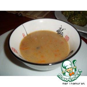 Турецкий рыбный суп