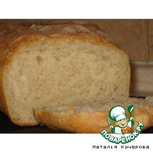Хлеб для тостов / Pain de mie