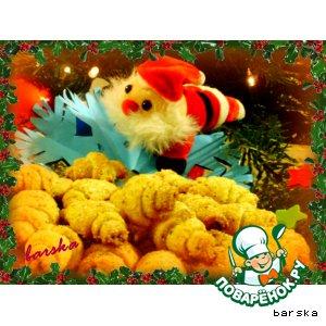 Рогалики рождественские
