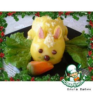 Сырный кролик