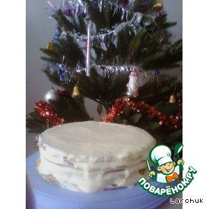 "Торт ""Журавлевский"""