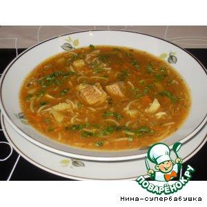 "Марокканский суп ""Харира"""