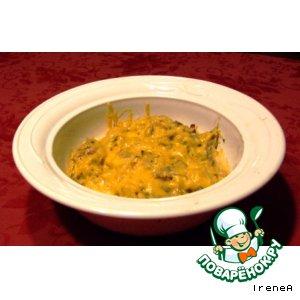 Запеканка из кабачка-спагетти / Spagetti Squash