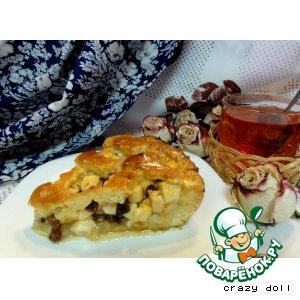 Штайрский яблочный пирог