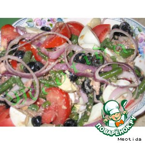 Салат по-ниццки