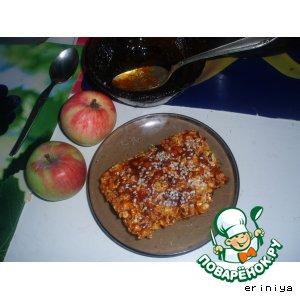 Яблочные козинаки