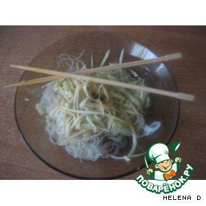 Рисовая вермишелька