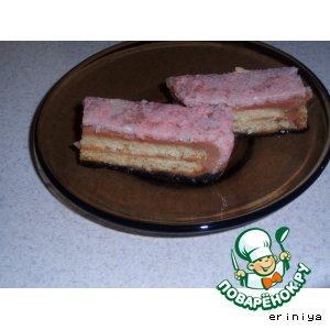 Холодный тортик