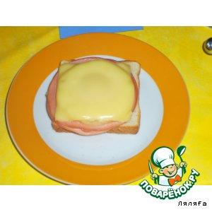 Горячие бутерброды по-гавайски