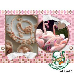 Der rosa Flamingo (Розовый фламинго)