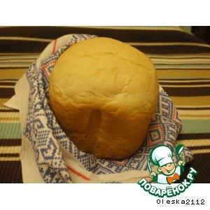 Хлеб пшеничный на минеральной воде