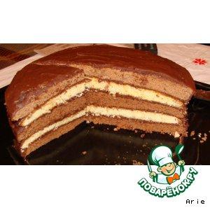 """Торт """"Титовой"""""""