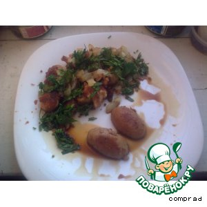 Бараньи яйца