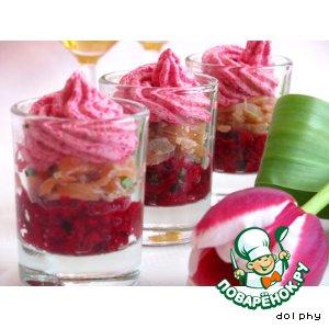 Розовые веррины