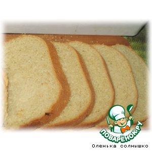 Горчично-медовый хлеб