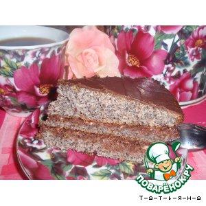 """Торт """"Маковый"""""""