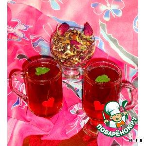 """""""Любовный"""" чай для двоих"""