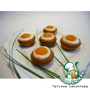 Кексы с абрикосами