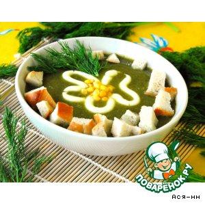 "Суп ""Зеленка"""